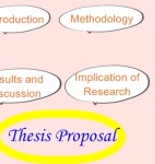 thesis proposal outline