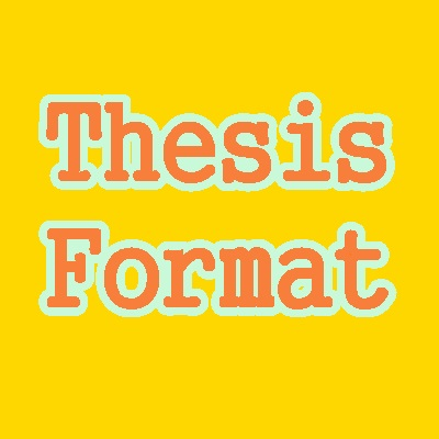 thesis-format